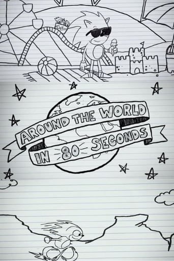 Sonic the Hedgehog - Around the World in 80 Seconds