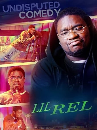Lil Rel : Undisputed Comedy