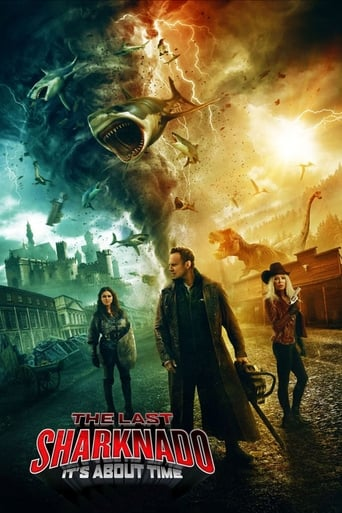 Watch The Last Sharknado: It's About Time Online