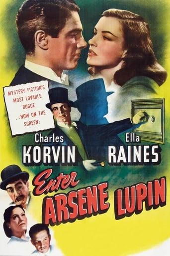 Enter Arsene Lupin
