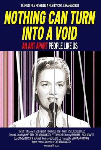 Nothing Can Turn Into a Void: An Art Apart: People Like Us