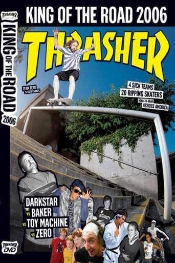 Thrasher - King of the Road 2006