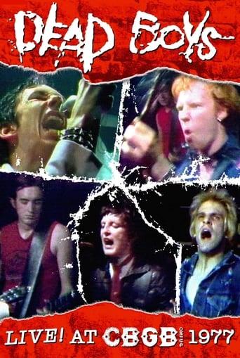 Dead Boys: Live at CBGB's 1977