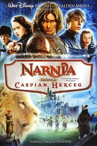 Narnia krónikái: Caspian herceg