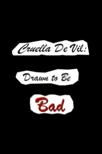 Cruella De Vil: Drawn to Be Bad