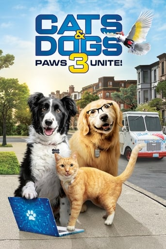 Watch Cats & Dogs 3: Paws Unite Full Movie Online Free HD 4K