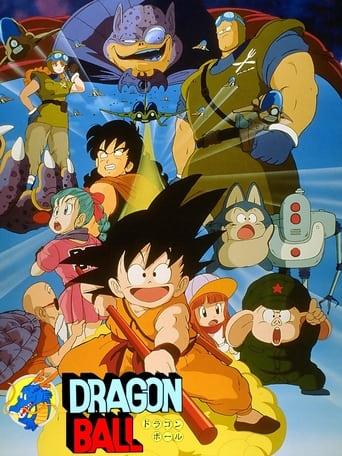 Dragon Ball: Kliatba krvavých rubínov