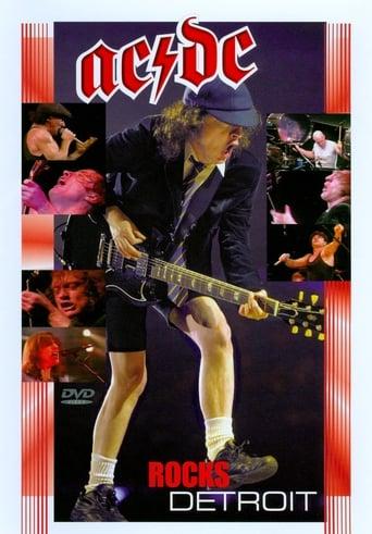 AC/DC - Rocks Detroit  (Bootleg)