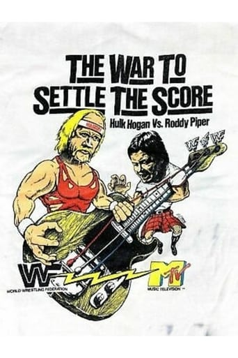 WWE War to Settle the Score
