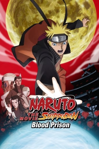 Naruto Shippuden the Movie: Blood Prison Movie Free 4K