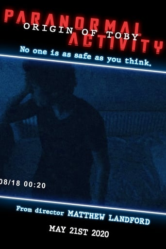 Paranormal Activity: Origin of Toby