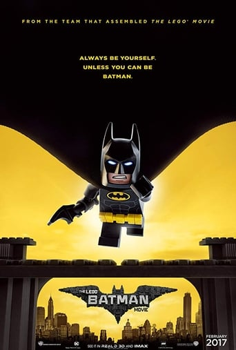 One Brick at a Time: Making the LEGO Batman Movie