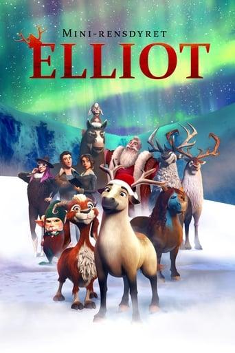 Mini-rensdyret Elliot