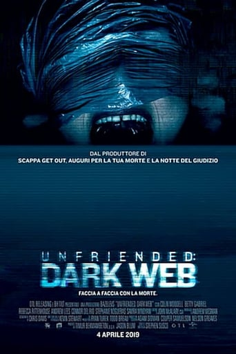 Unfriended - Dark Web