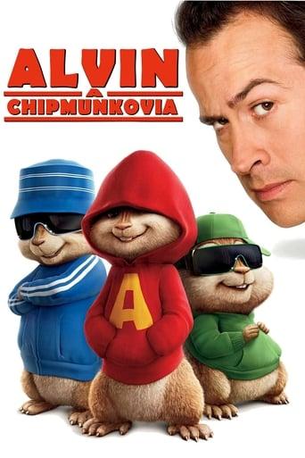 Alvin a Chipmunkovia