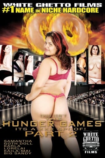 This Isn't The Hunger Games It's A XXX Spoof! #2