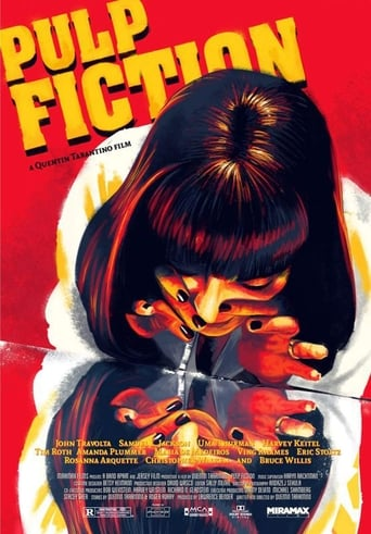 Pulp Fiction - Montage Chronologique