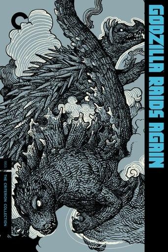 Godzilla Raids Again