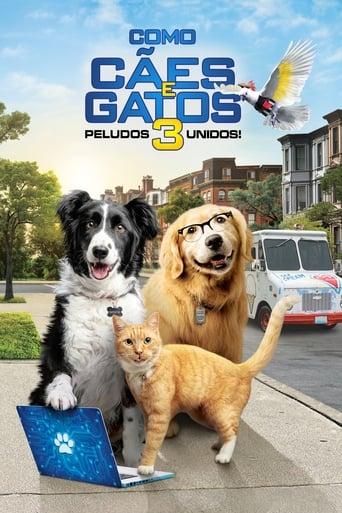 Cães e Gatos 3: Patas Unidas!