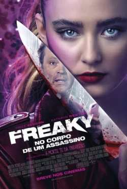 Freaky: No Corpo de um Assassino Torrent (2021) Dual Áudio 5.1 / Dublado BluRay 720p e 1080p REMUX – Download