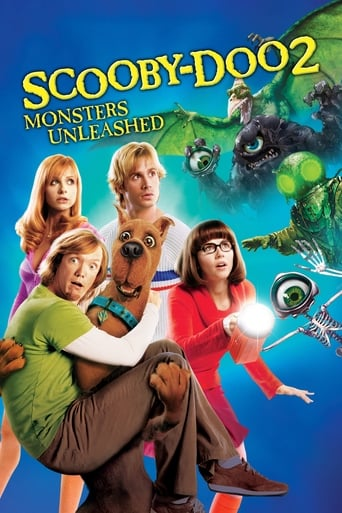Scooby-Doo 2: Monsters Unleashed Movie Free 4K