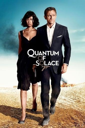 Quantum of Solace Movie Free 4K