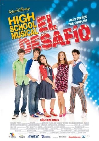 High school musical: El desafío (Mexique)