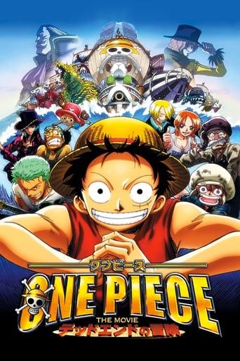 One Piece Filme 04: Aventura Mortal!