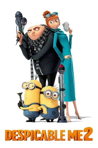 Despicable Me 2 Movie Free 4K