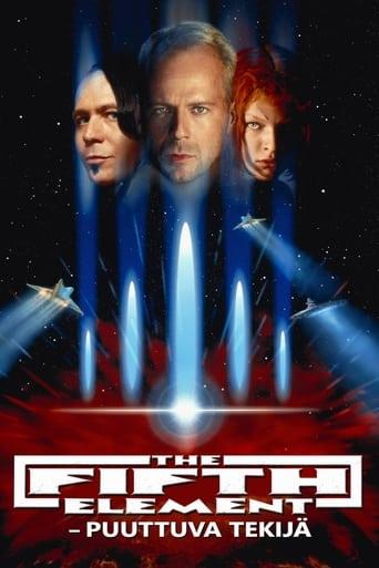 The Fifth Element - puuttuva tekijä