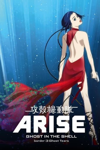 Ghost in the Shell Arise - Border 3 : Ghost Tears