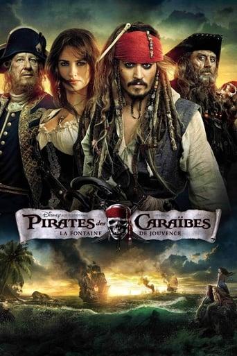 Pirates des Caraïbes: La Fontaine de jouvence
