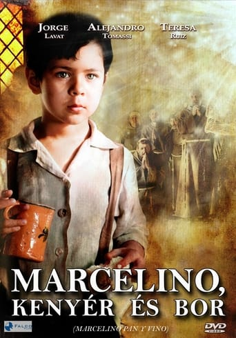 Marcelino, kenyér és bor