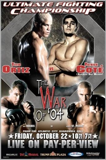 UFC 50: The War of 04
