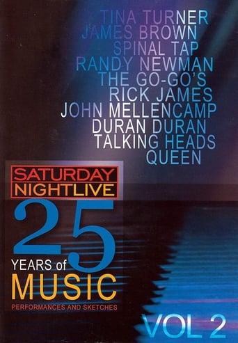 SNL: 25 Years of Music Volume 2