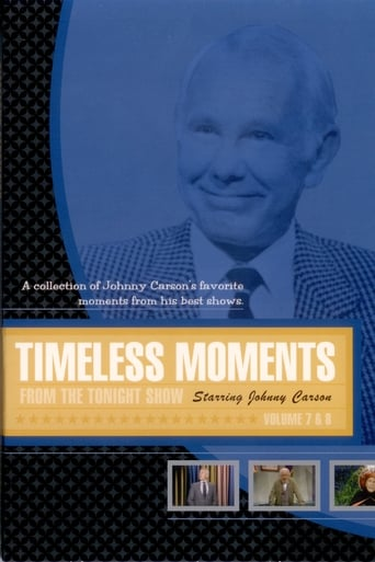 Timeless Moments from The Tonight Show Starring Johnny Carson - Volume 7 & 8