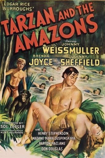 Tarzan and the Amazons