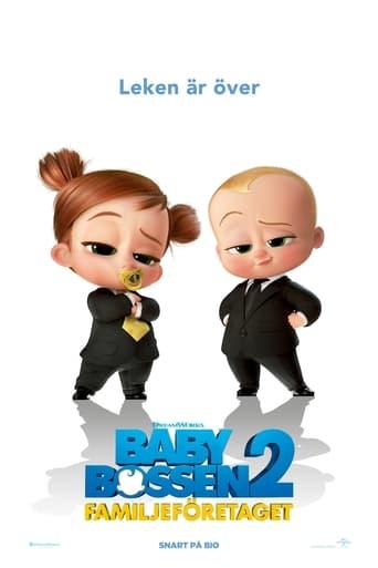 Baby-bossen 2 - familjeföretaget