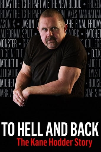 To Hell and Back : The Kane Hodder Story