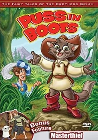 The Fairy Tales of the Brothers Grimm: Puss in Boots / The Masterthief