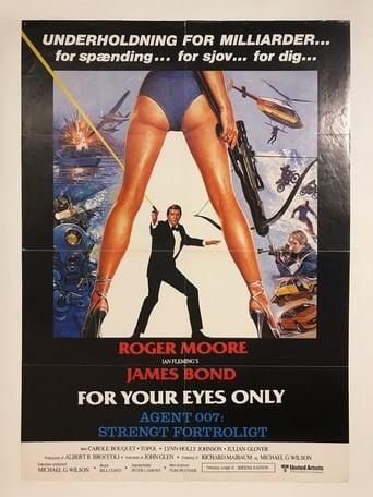 James Bond: Agent 007 - Strengt fortroligt