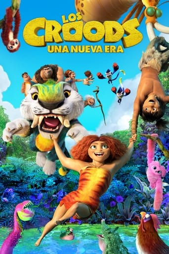 Watch Los Croods: Una nueva era Full Movie Online Free HD 4K
