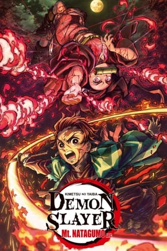 Demon Slayer: Kimetsu no Yaiba Mt. Natagumo Arc