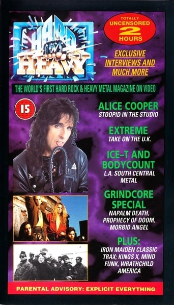 Hard 'N Heavy Volume 15