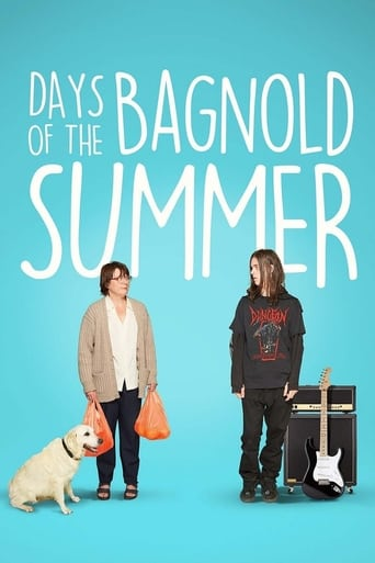 thumb Days of the Bagnold Summer