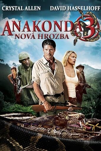 Anakonda 3: Nová hrozba