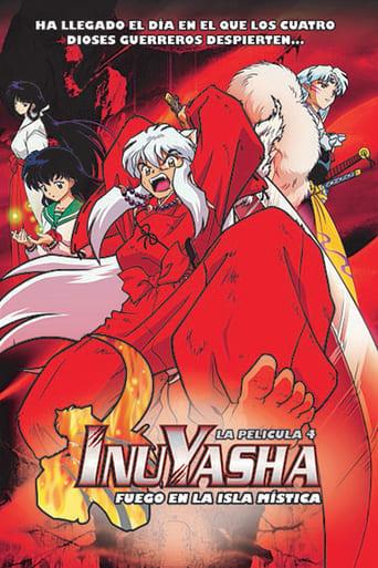 Inuyasha, la película 4: Fuego en la isla mística