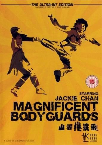 Magnicient body guards