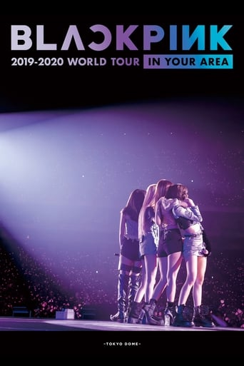 Blackpink 2019-2020 World Tour in Your Area Tokyo Dome