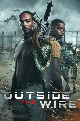 Watch Outside the Wire Full Movie Online Free HD 4K